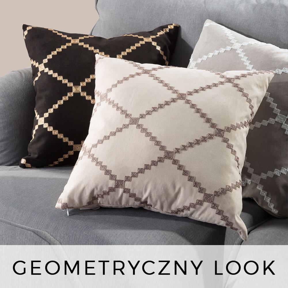 Geometryczny look