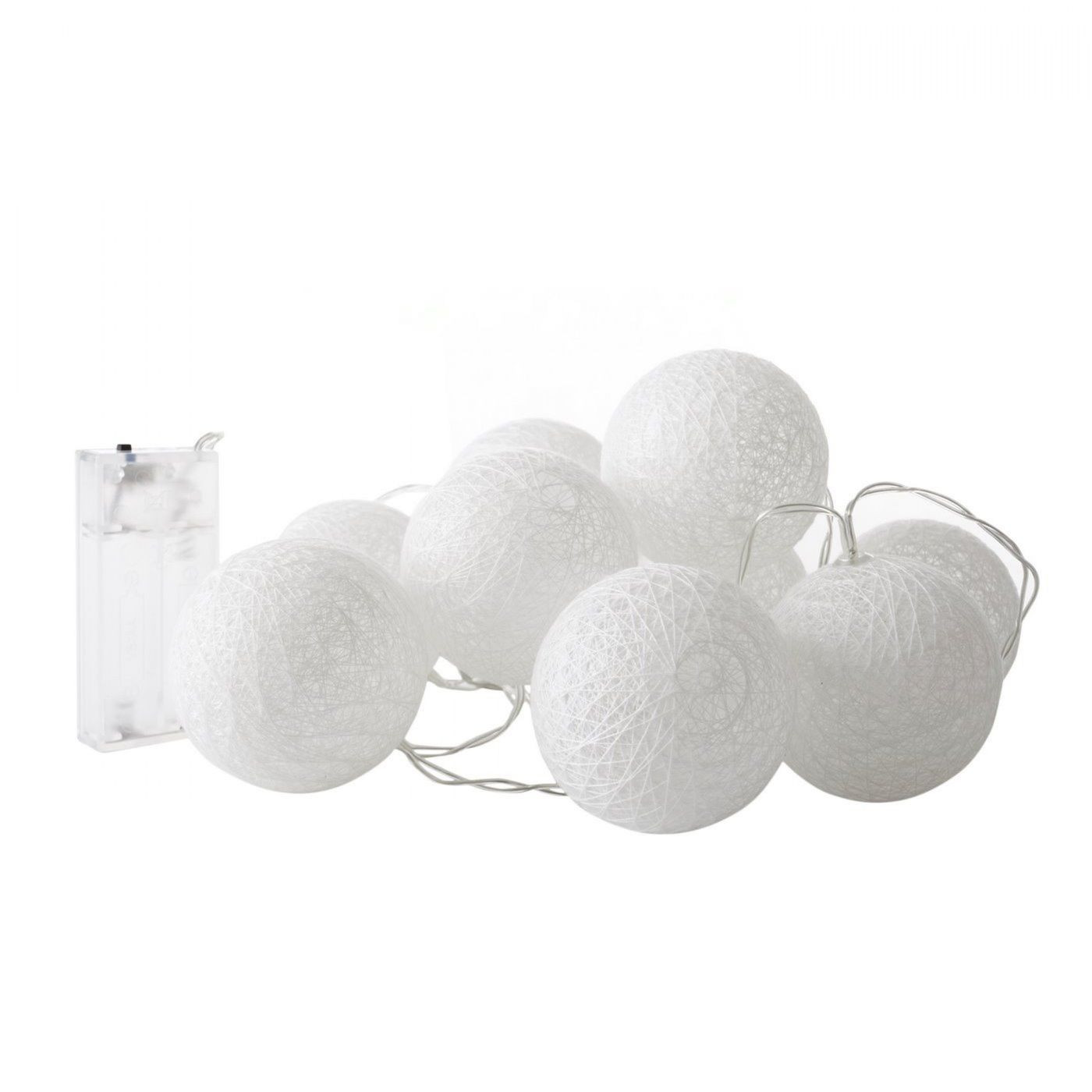 Girlanda świetlna COTTON BALLS
