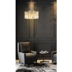 Lampa FANCY - 30 X 20 X 17 X 120 cm - chrom 5